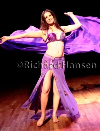Dragana at Hawk in the Nest 14 - Photo © Richard Hansen
