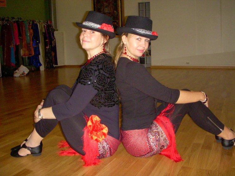 Shamsas Orientalske Tango