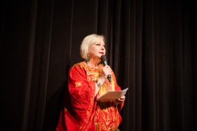 Konferansier Bente Gillerstedt Pettersen