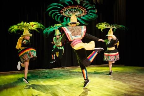 Kharua Bolivia